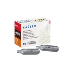 kayser cream chargers