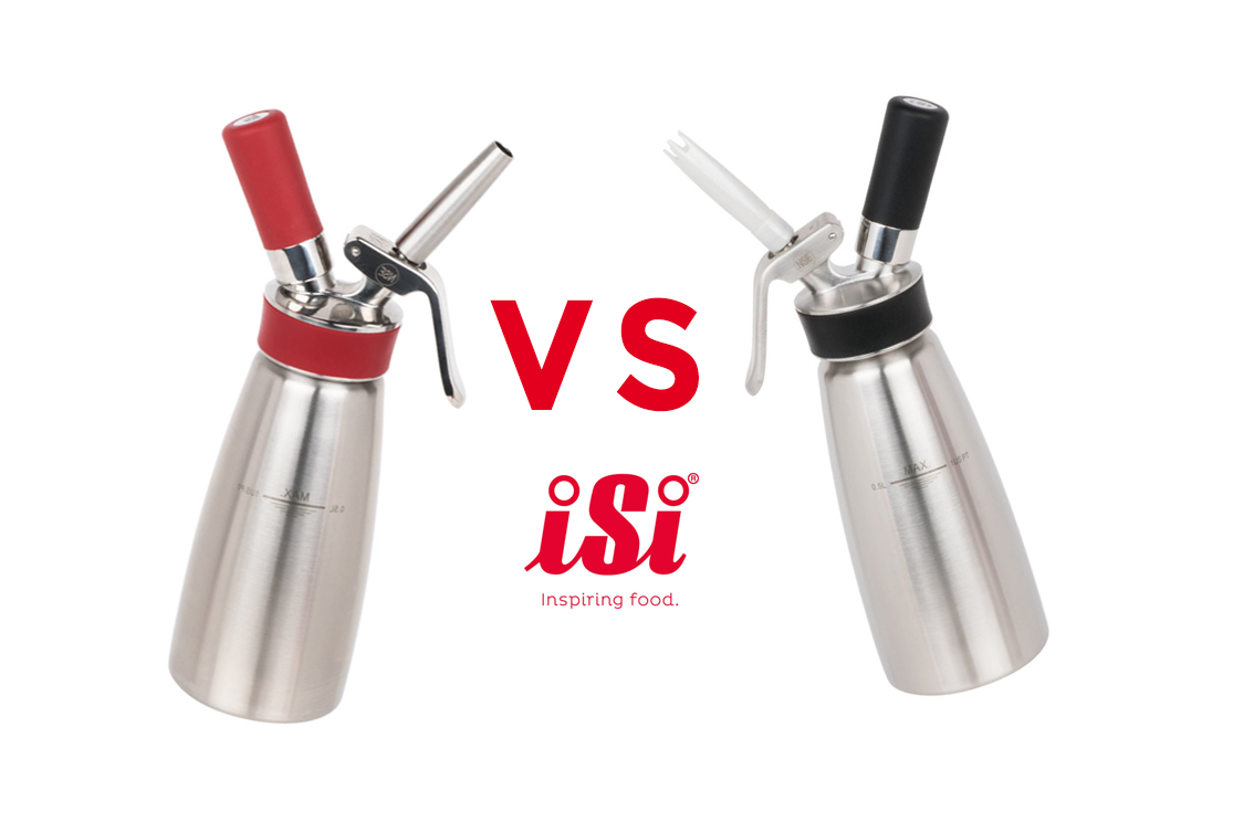 iSi Gourmet Vs iSi Profi: What's The Difference?